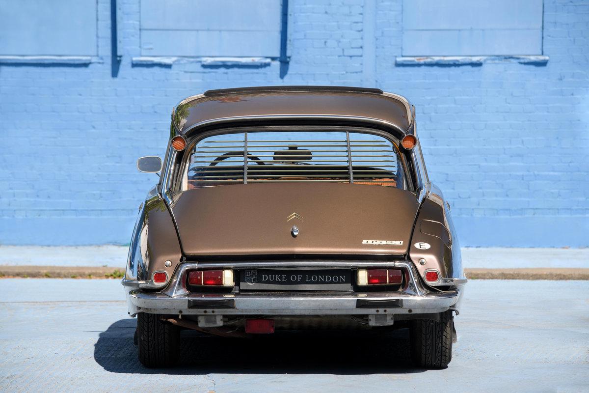 1973 Citroën DS23 Pallas SOLD (picture 7 of 18)