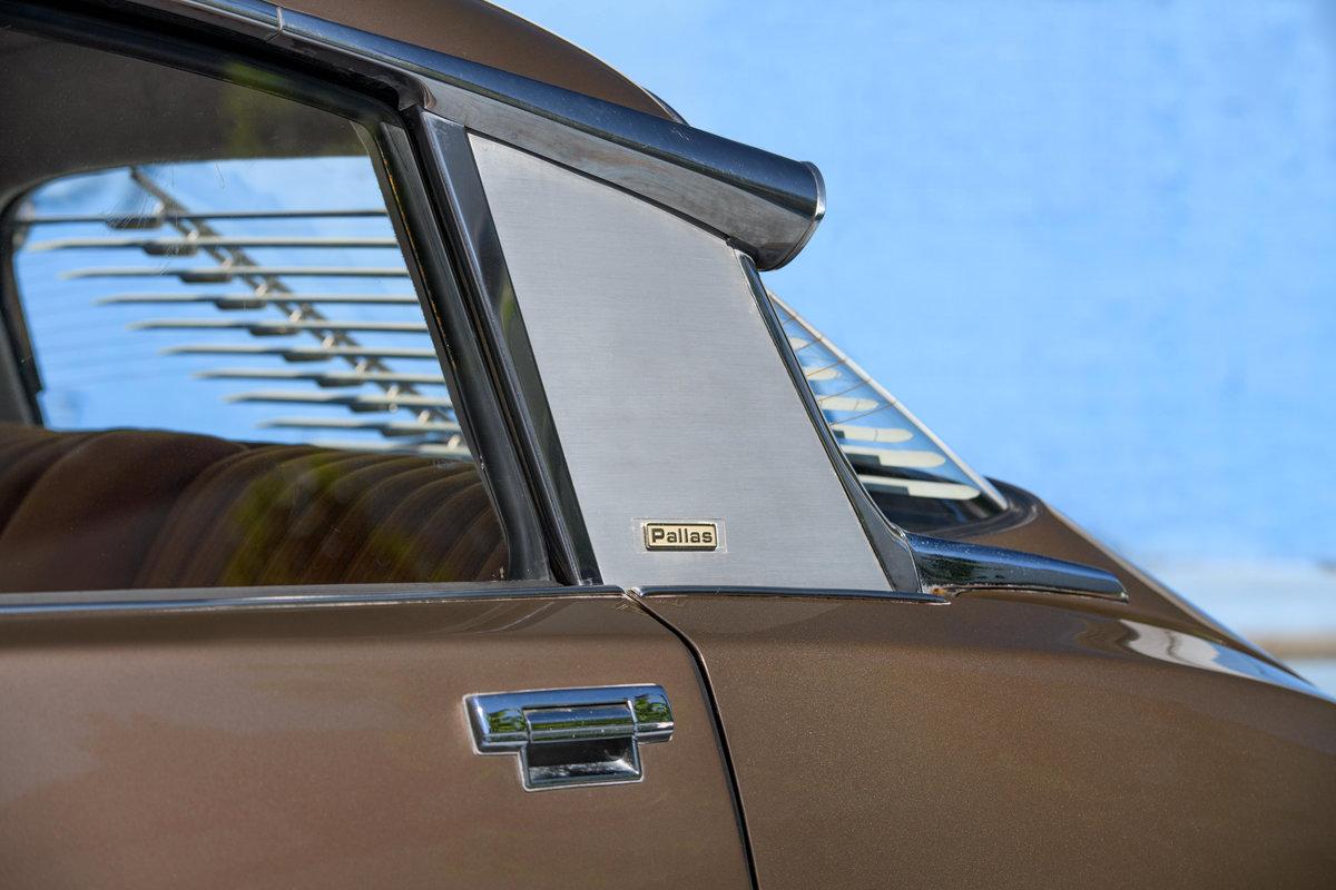 1973 Citroën DS23 Pallas SOLD (picture 9 of 18)