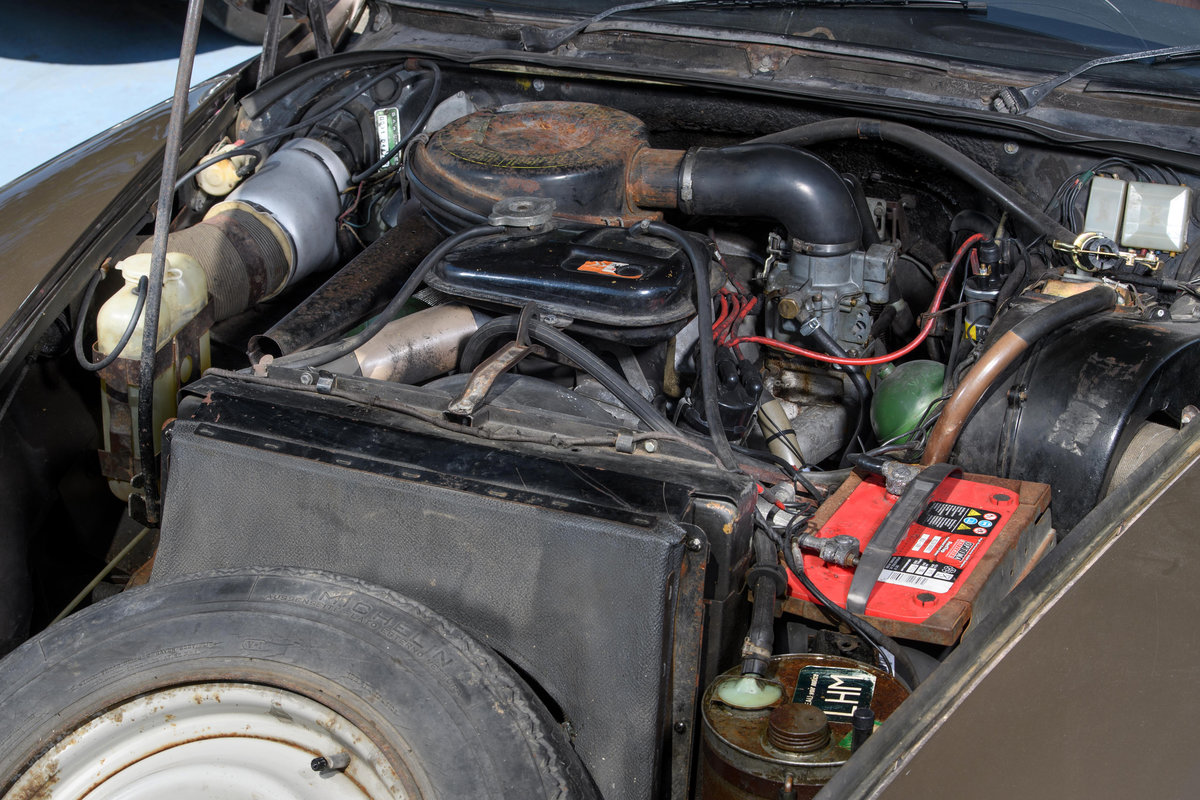1973 Citroën DS23 Pallas SOLD (picture 11 of 18)