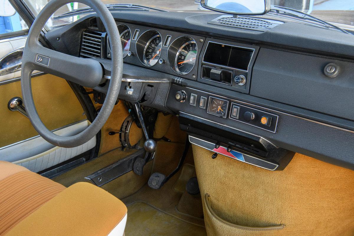1973 Citroën DS23 Pallas SOLD (picture 18 of 18)