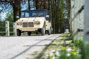 Picture of 1972 New Mehari Beige Hoggar 600km 4 pers.