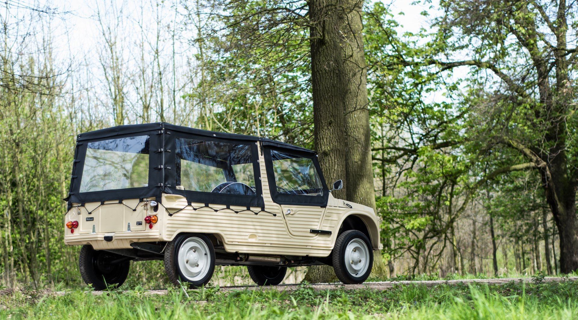 1972 New Mehari Beige Hoggar 600km 4 pers.  For Sale (picture 3 of 6)