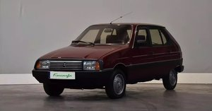 1983 Citroen Visa West End (Special Edition)