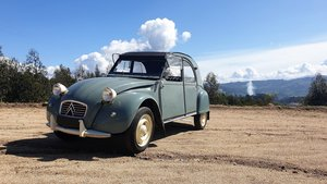 Picture of Citroen 2CV Luxe AZ 1961 For Sale