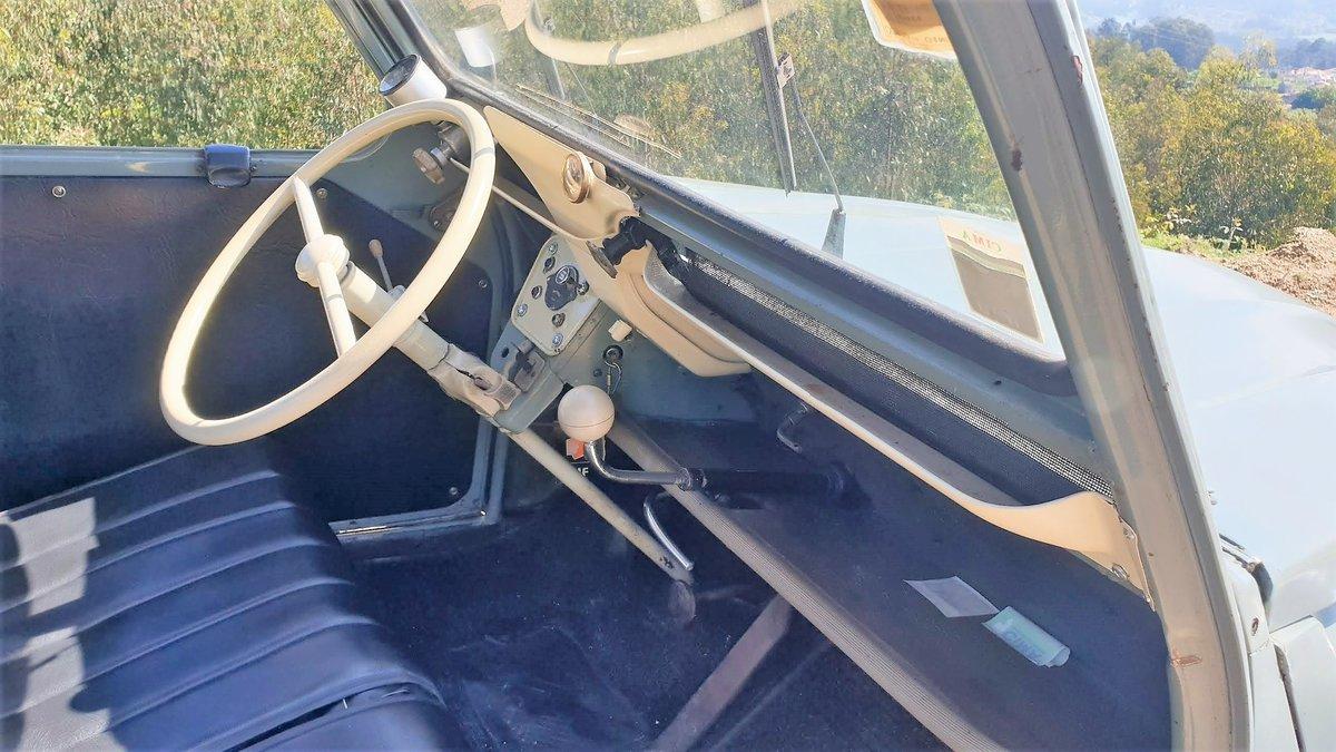 Citroen 2CV Luxe AZ 1961 For Sale (picture 4 of 6)
