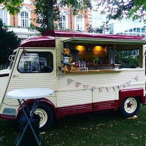 HY van, Coffee/Crepe/catering van
