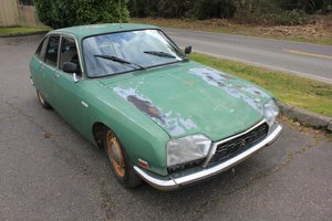 1973 Citroen GS For Sale by Auction