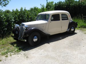 Citroën Traction 11 BL 1937