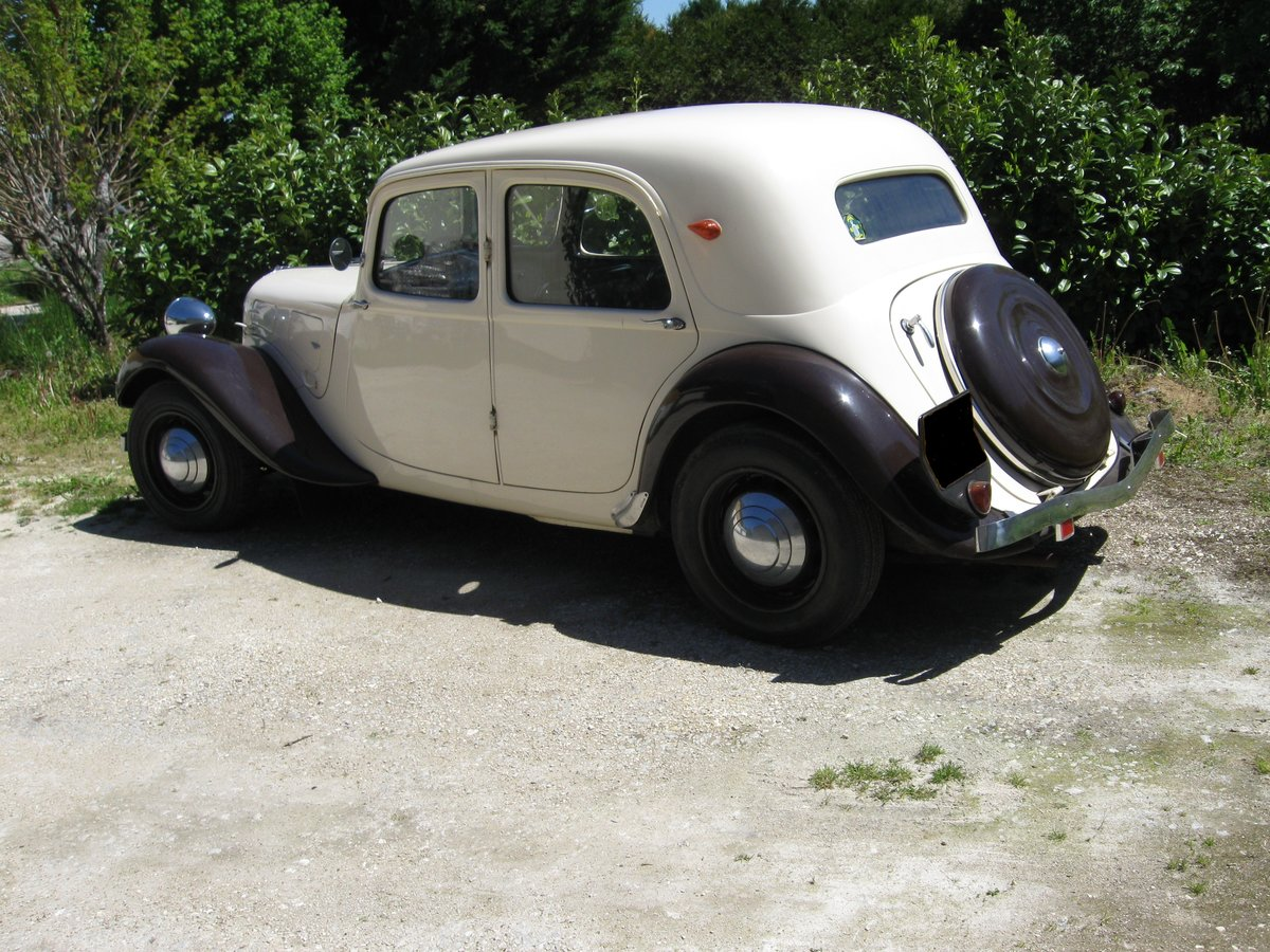 Citroën Traction 11 BL 1937 For Sale (picture 2 of 6)