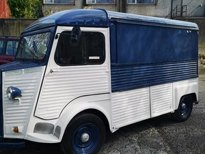 1980 citroen hy van , fully fitted bar