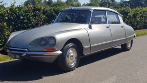 Picture of A 1974 Citroen DS 30/5/20 SOLD by Auction