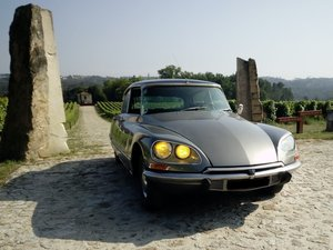 1968 DS 21 Automatic