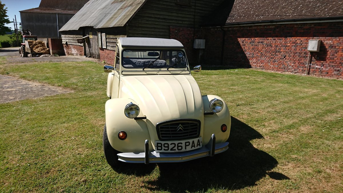 1984 CITROEN 2 CV6 SPECIAL  For Sale (picture 5 of 6)