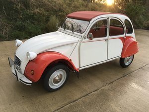 Citroen 2cv6. Dolly. 23048 Miles only. Exceptional