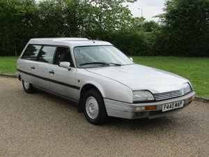 1989 Citroen CX 25 DTR T/D Estate at ACA 20th June