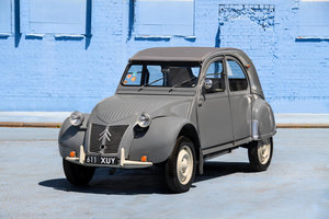 Picture of 1956 Citroën 2CV SOLD