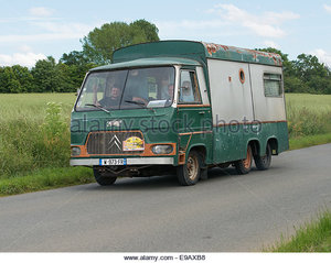 1966 Citroen H van chassis based rare For Sale
