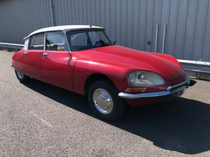 1972 K CITROEN DS 2.0 D SUPER 4 SPEED CLASSIC