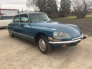 1972 Citroen DS 21 For Sale