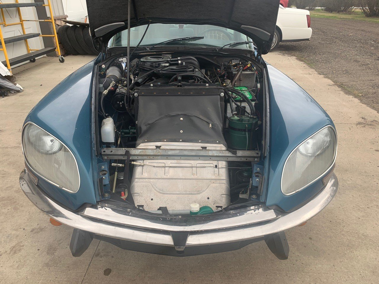 1972 Citroen DS 21 For Sale (picture 5 of 6)