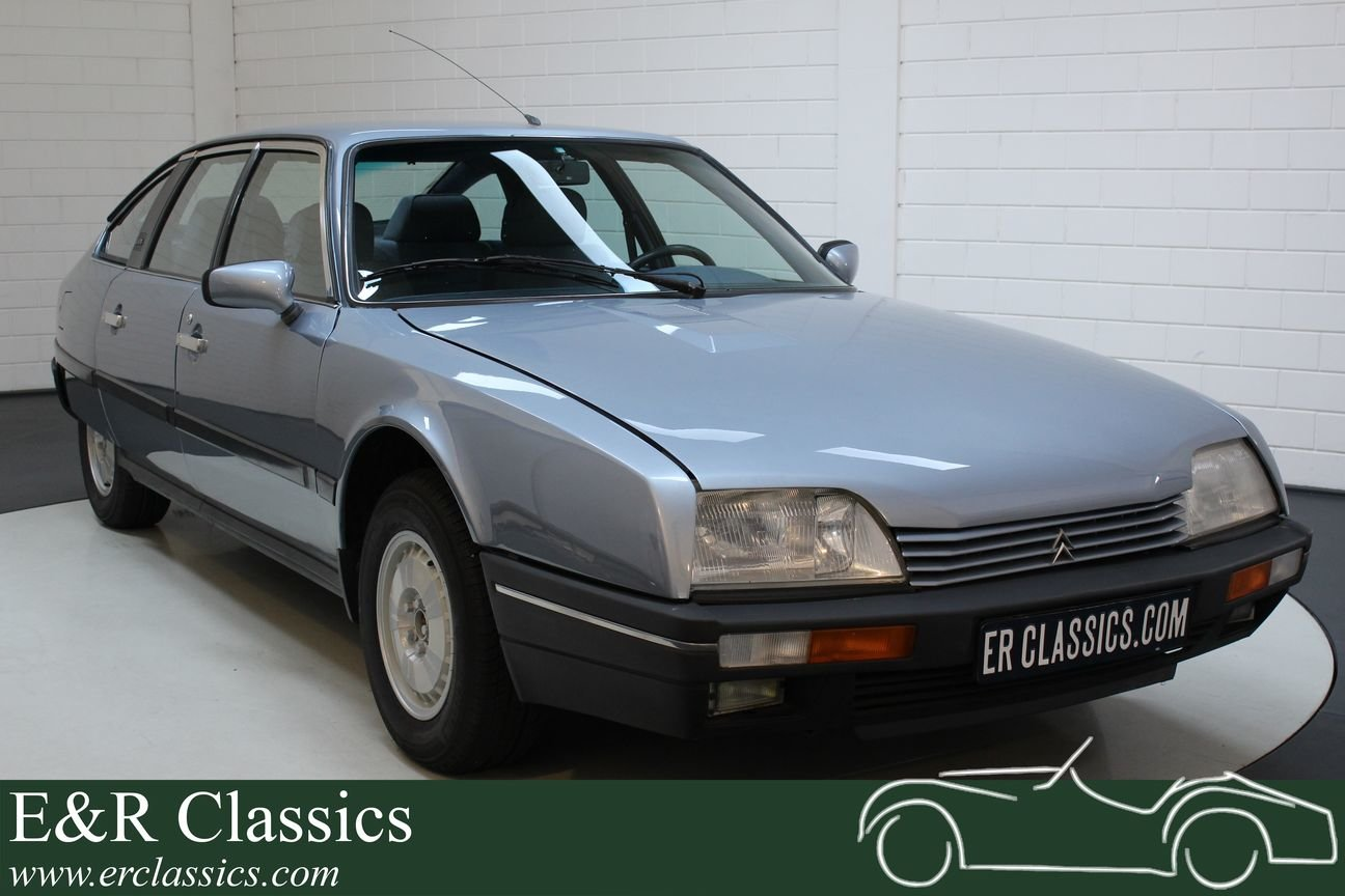Citroën CX25 GTI 1986 Very nice condition For Sale (picture 1 of 6)