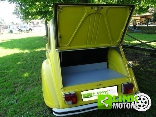 Citroen 2CV del 1982 For Sale (picture 5 of 6)