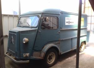 Citroen Hy Van SWB Petrol 1976 (delivered) For Sale