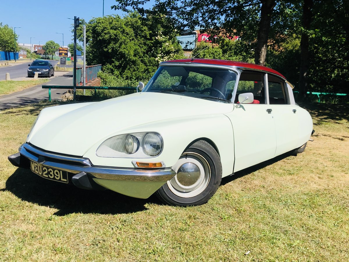 1973 1972 CITROEN DS 21 D SUPER - LOVELY GENUINE CAR SOLD (picture 1 of 6)