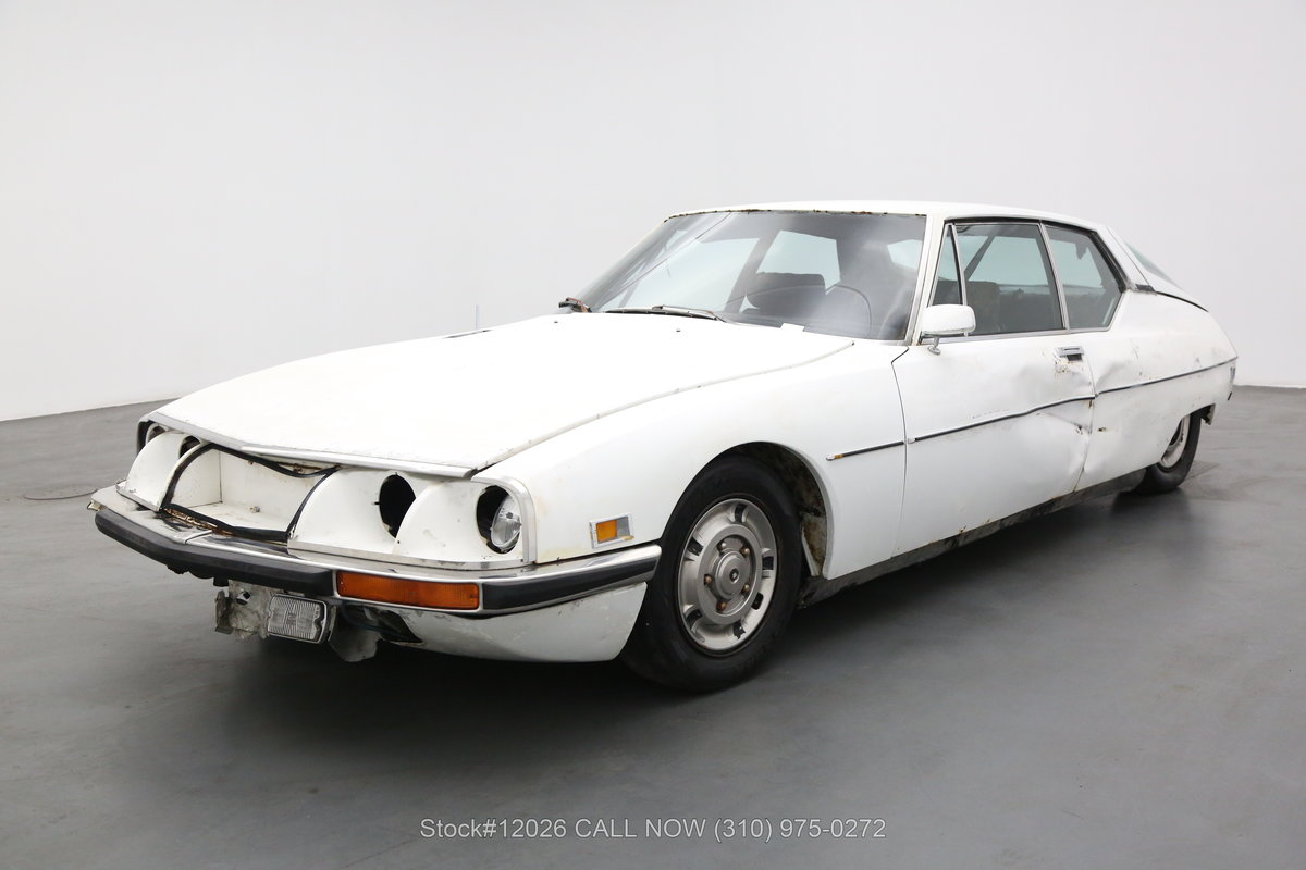 1972 Citroen SM For Sale (picture 3 of 6)