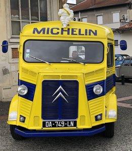 Citroen HY Van French icon