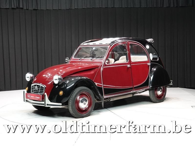 1983 Citroën 2CV 6 Charleston '83 For Sale (picture 1 of 6)