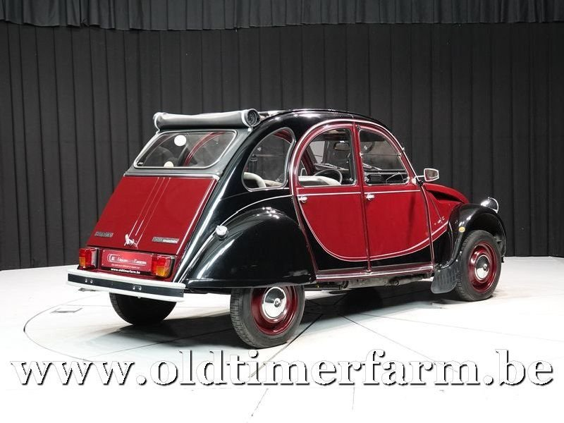 1983 Citroën 2CV 6 Charleston '83 For Sale (picture 2 of 6)