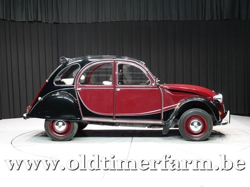 1983 Citroën 2CV 6 Charleston '83 For Sale (picture 3 of 6)