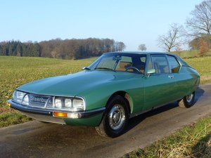 1971 Citroën SM - original condition