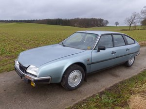 Citroën CX 25 GTI - The French way of live