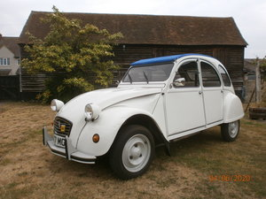 1985 Citroen 2cv6 B Special Exceptionally original
