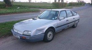 1986 Citroën CX DTR Turbo 2 LHD