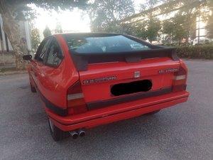 1986 Citroen 25 gti turbo