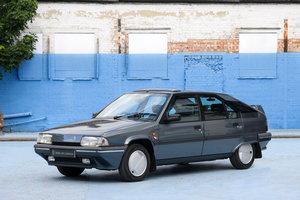 1990 Citroën BX 16 TZS SOLD