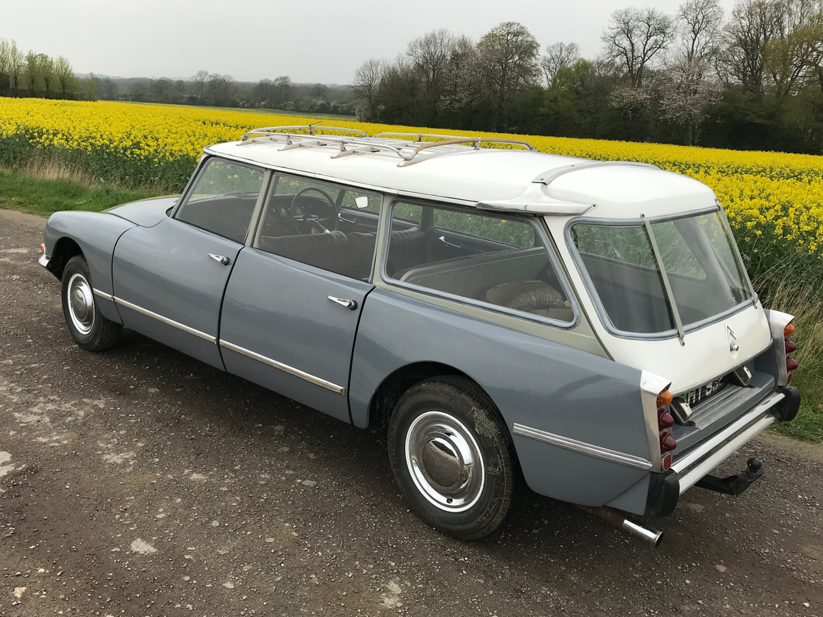 1969 Citroen Safari ID21 - RHD - RESERVED FOR ROB For Sale (picture 1 of 6)