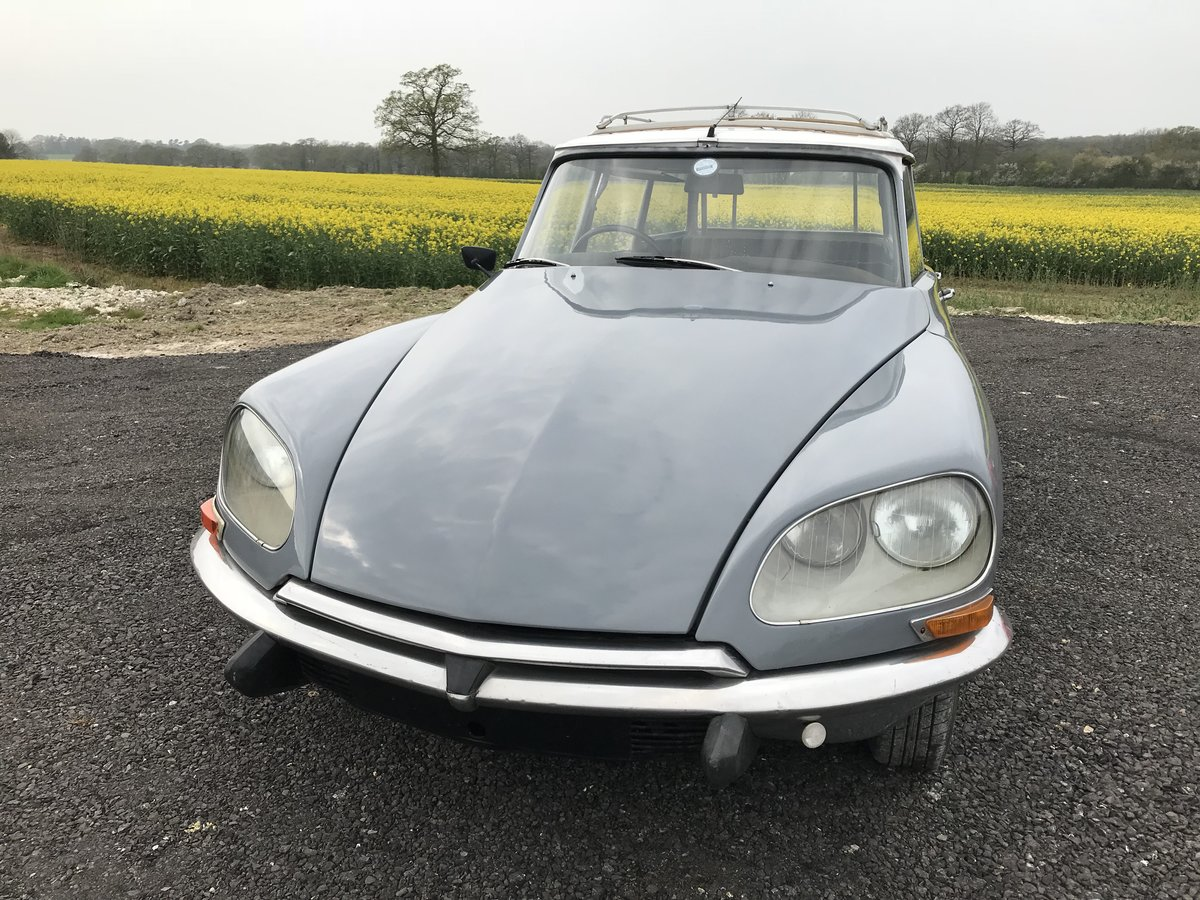 1969 Citroen Safari ID21 - RHD - RESERVED FOR ROB For Sale (picture 2 of 6)