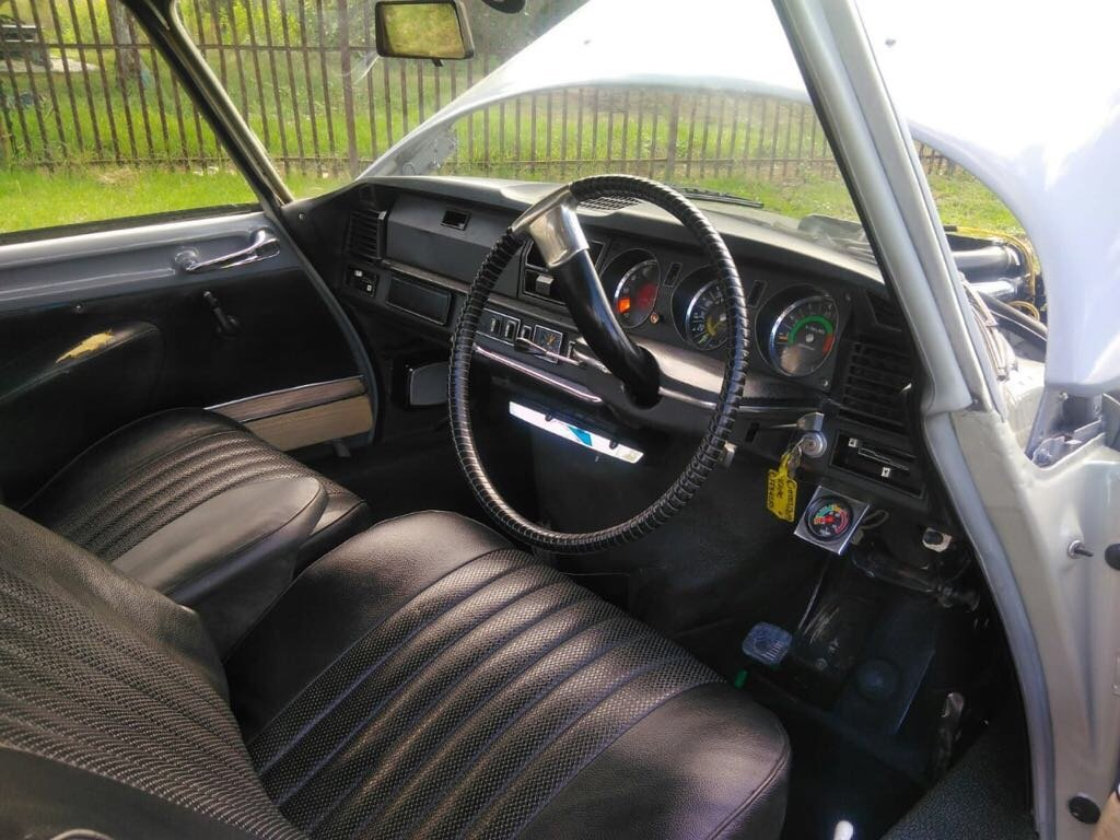 1969 Citroen Safari ID21 - RHD - RESERVED FOR ROB For Sale (picture 5 of 6)