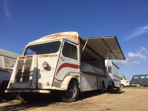 Picture of 1967 Citroen HY, ideal food truck For Sale