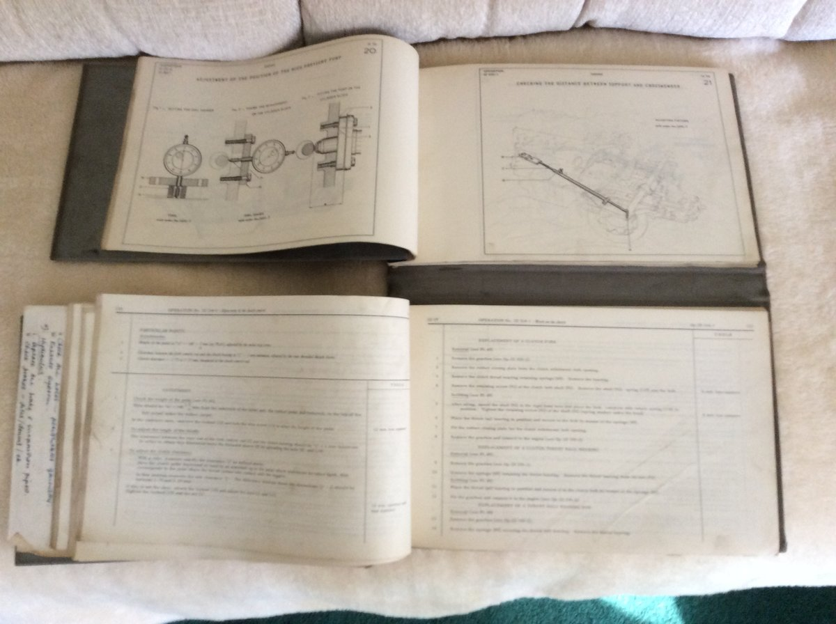 Citroen DS Repair Manual in English Rare For Sale (picture 3 of 3)