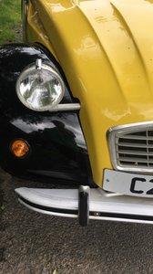 Charlston 2CV rebuilt