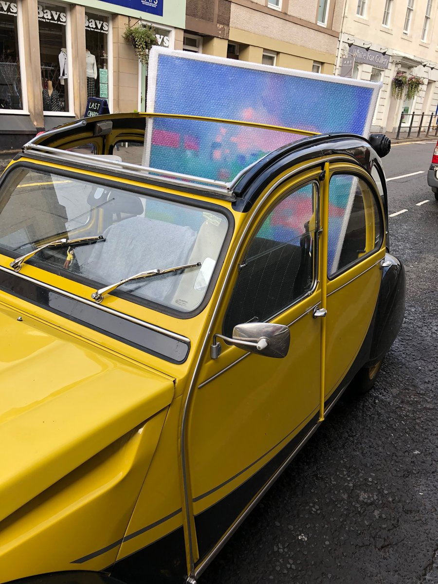 1985 Charlston 2CV rebuilt SOLD (picture 4 of 6)
