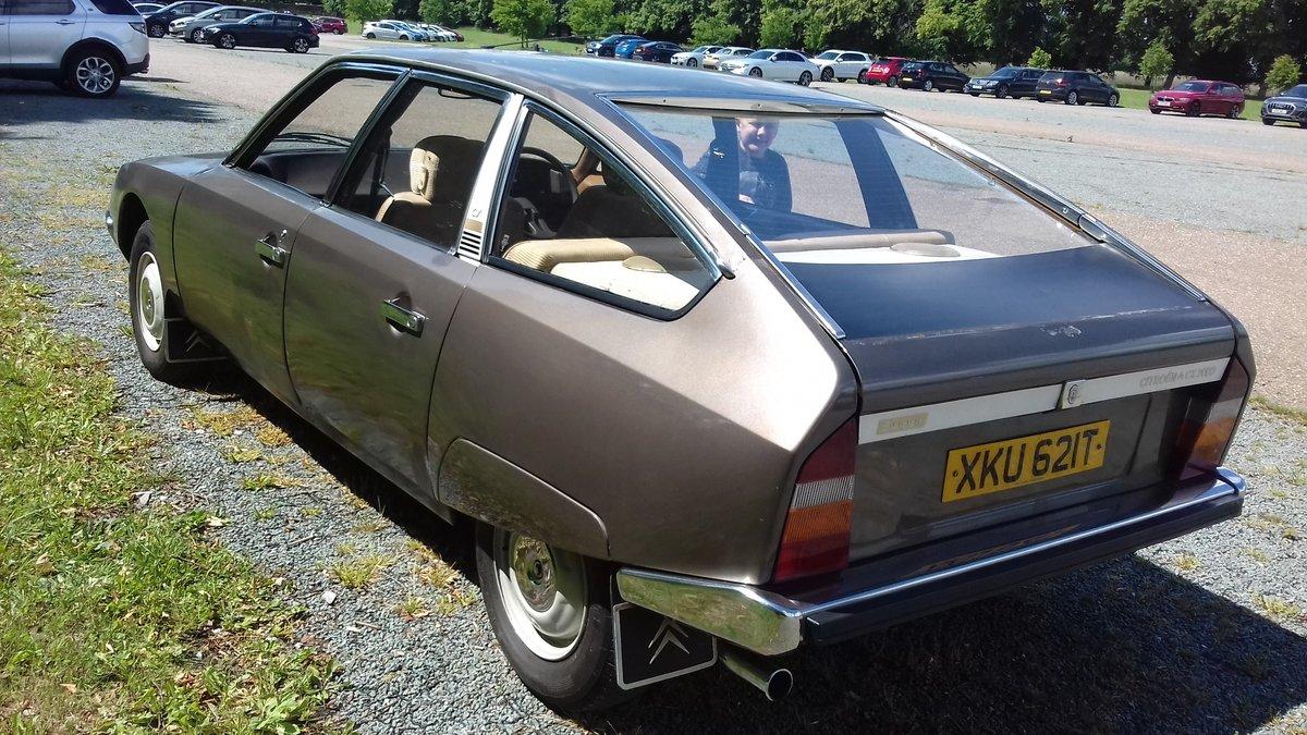 1978 Citroen cx 2000 super For Sale (picture 3 of 6)