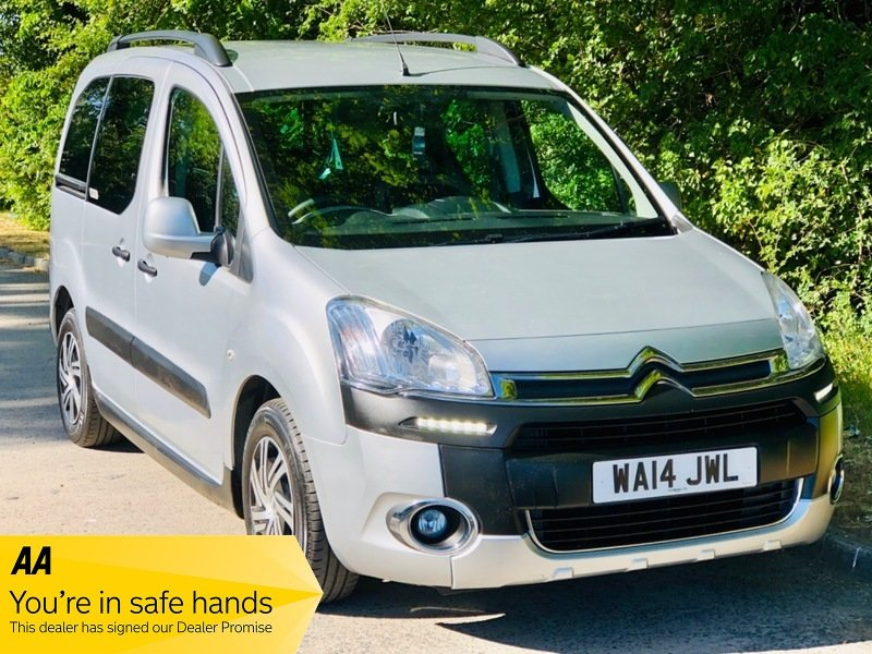 2014 Citroen Berlingo Automatic - Wheelchair Access Vehicle - WAV For Sale (picture 2 of 6)