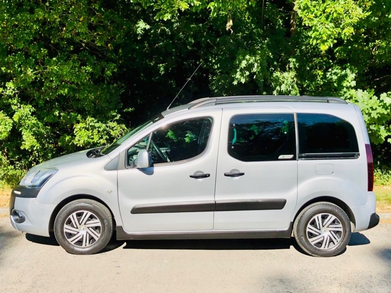 2014 Citroen Berlingo Automatic - Wheelchair Access Vehicle - WAV For Sale (picture 3 of 6)