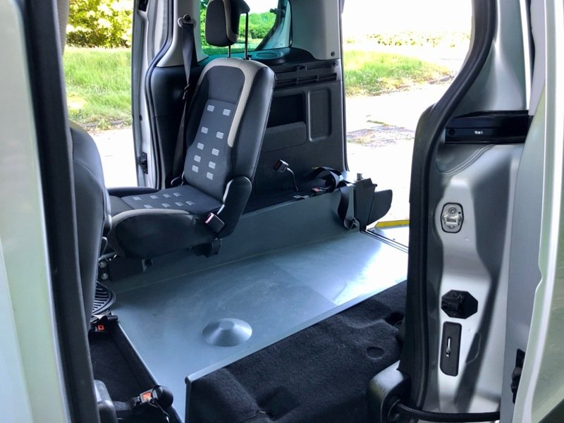 2014 Citroen Berlingo Automatic - Wheelchair Access Vehicle - WAV For Sale (picture 6 of 6)